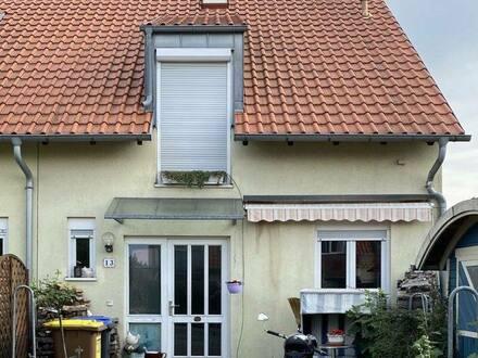 Moritzburg - Gepflegte Doppelhaushälfte in Moritzburg, Boxdorf bei Dresden
