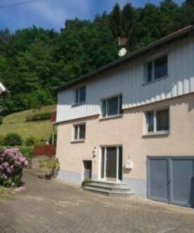 Schönau (Pfalz) - Haus mit Landidylle und großem Garten mit Ausblick