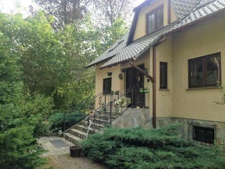 Gr0ß Schönebeck - PROVISIONSFREI Mitten in der Schorfheide Jagd- Villa mit Einliegerwohnung