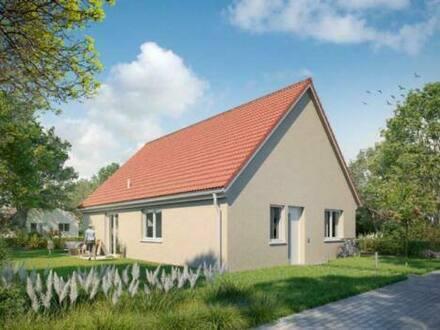 Schkeuditz - Bezahlbares EFH familienfreundlich mit Grundstück jetzt Baubeginn