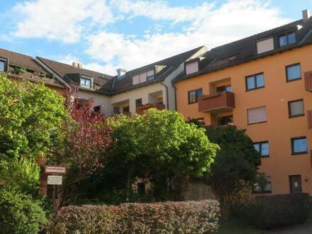 Nürnberg - Südstadt - helle Erdgeschosswohnung 3 Zimmer ruhige Lage Nürnberg, TG, Aufzug, Gartenmitnutzung, provisionsfrei