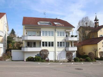 Untergruppenbach - Sehr gepflegte, lichtdurchflutete 3 Zimmer-Wohnung