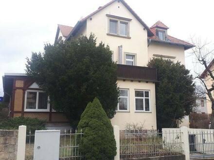 Dresden - Attraktives und saniertes Wohn- und Bürohaus mit 16 Zimmern in Bühlau/Weißer Hirsch, Dresden