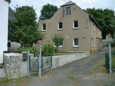 Mylau - Haus mit Nebengelass und Grundstück