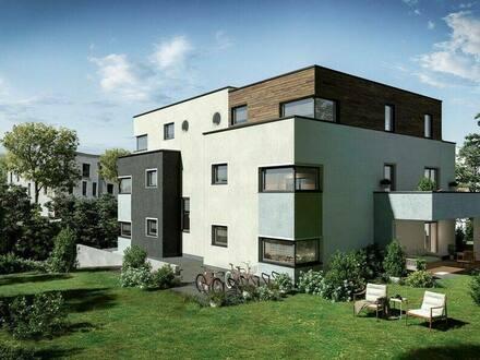Kirchhain - 2-Zimmer-Neubauwohnung in Kirchhainer Innenstadt
