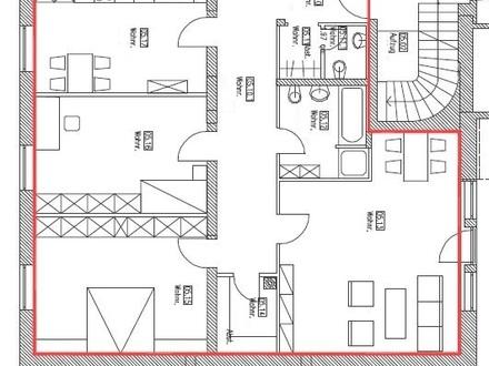 München - Modern und Schick - Wohnen auf ca. 122 qm in der Maxvorstadt