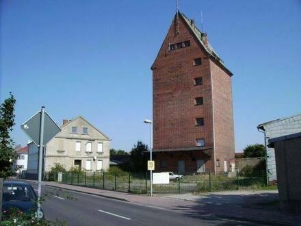 Bismark - Grosses Grundstück mit 2 Familienhaus, Halle(300qm)Garten (eventuell Bauplatz)dazu, auch eine Halle