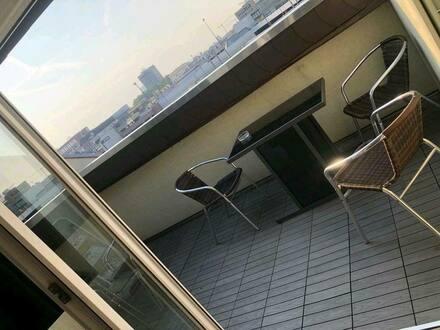 Ludwigshafen - Wohnung mit Terrasse