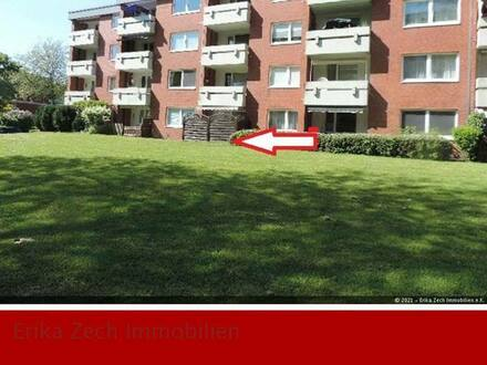Neumünster - Gut aufgeteilte Wohnung mit Terrasse in 24539 Neumünster