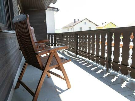 Eschlkam - Sonnige 3-Zimmer-Wohnung zum Kauf im Bayerischen Wald