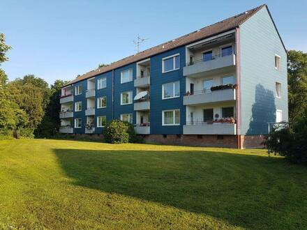 Wolfsburg OT Fallersleben - Ansprechende, gepflegte 2-Zimmer-Wohnung zum Kauf in Wolfsburg OT Fallersleben