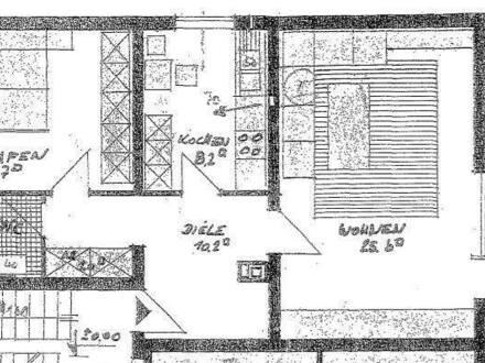 Leverkusen - 2 Zimmerwohnung mit Balkon