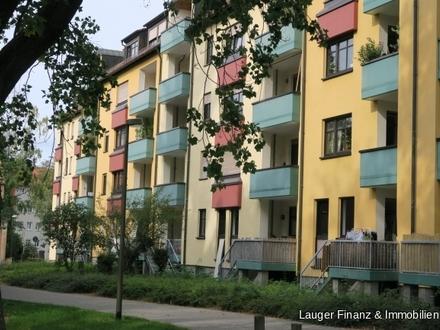 Erlangen - !!!! RESERVIERT !!! Sonnige 2-Zimmerwohnung für sofortige +++ Eigennutzung oder Kapitalanlage +++ !!!