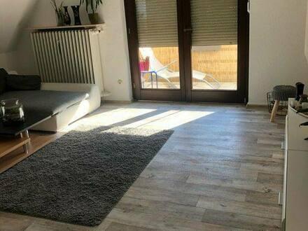 Bad Rothenfelde - Wohnung in freistehendem 2-Familienwohnhaus mit großem Garten