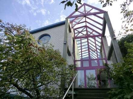 Sprockhövel - Modernes Architektenhaus im Grünen