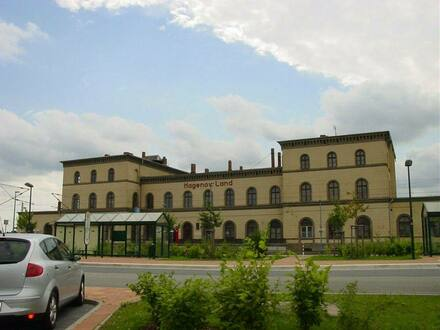 Ludwigslust - Hagenow - Sie haben die Vision, wir den passenden Bahnhof