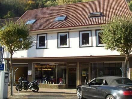 Bad Lauterberg im Harz - Wohn- und Geschäftshaus im Zentrum von Bad Lauterberg