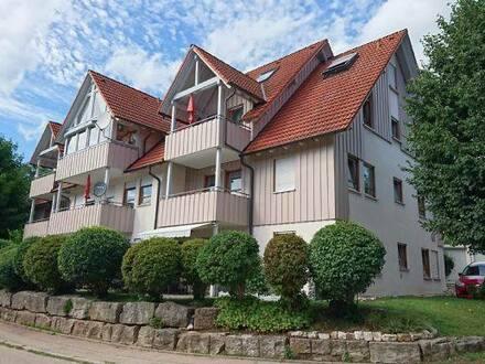 Ellwangen (Jagst) - Helle 3,5-Zimmer-Wohnung in Ellwangen (Jagst)