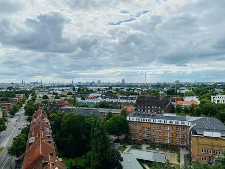 Hamburg - Sympathische 1,5 Zimmer Wohnung mit Blick auf Elphi und Alster