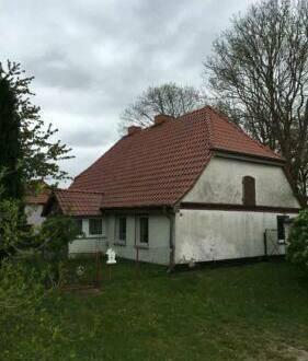 Mecklenburg-Strelitz - Friedland - Einfamilienhaus entkernt provisionsfrei