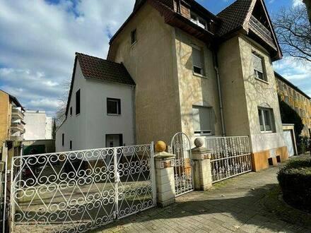 Herne - Freistehendes 2 Familienhaus Stadtvilla Eickel
