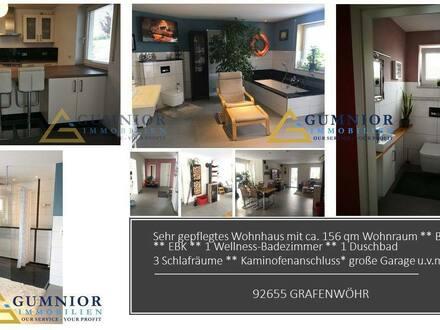 Grafenwöhr - Sehr gepflegtes Einfamilienhaus ** Neuwertig** Mit Designer-Ausstattung** Neubaugebiet**