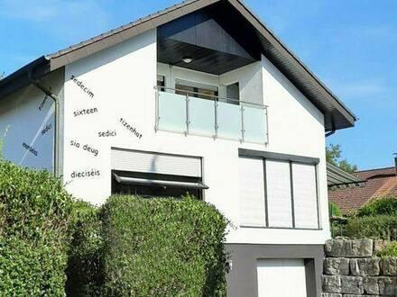Eppingen - Schönes 2-Familienhaus in Ortsrandlage mit wunderschöner Aussicht