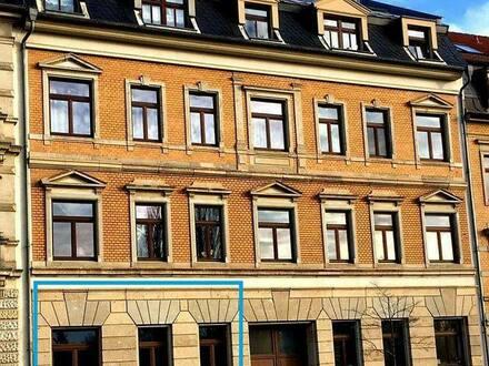 Dresden - vermietete Zweiraumwohnung mit perfekter Anbindung zum Kauf in Dresden