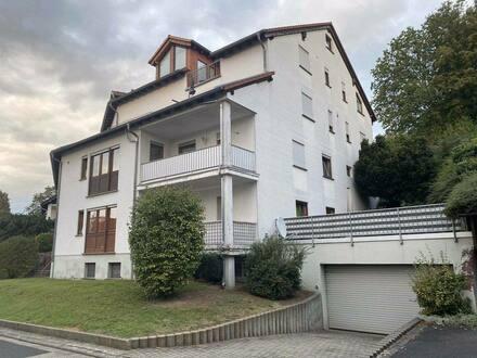 Nidderau - Gepflegte Wohnung mit 3 Zimmern sowie Südwestbalkon VON PRIVAT