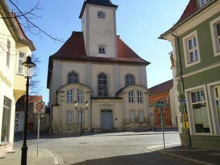 Naumburg (Saale) - 2-Raum-Wohnung im 1. OG