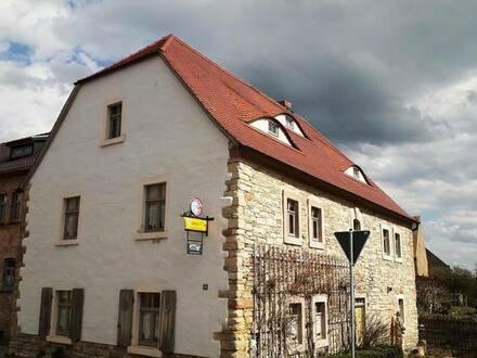 Roßleben-Wiehe - Liebevoll saniertes Gutshaus