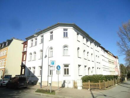 Naumburg (Saale) - 3-Raum-Wohnung mit großem Balkon Hochparterre