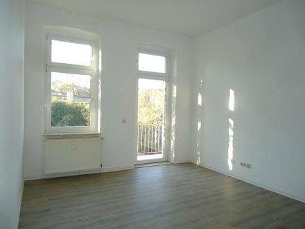 Naumburg (Saale) - renovierte 2-Raum-Wohnung mit Balkon