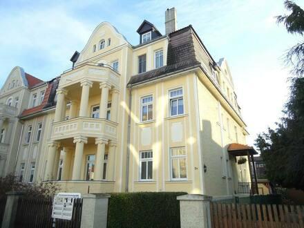 Naumburg (Saale) - schöne, große 2-Raum-Wohnung mit Balkon