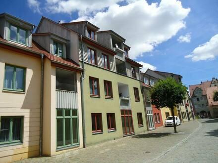 Naumburg (Saale) - Seniorengerechte 2-Zimmer-Wohnung mit Balkon