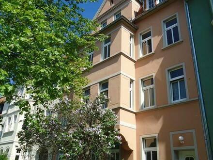 Naumburg (Saale) - große 3-Raum-Wohnung mit Loggia