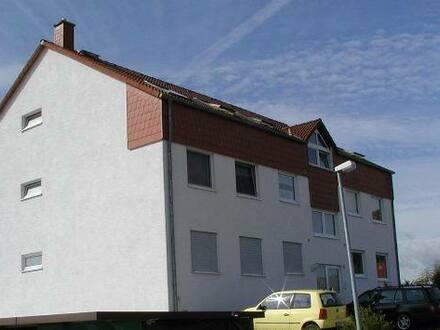 Bad Bibra - schöne 3-Raum-Wohnung mit Balkon in Bad Bibra