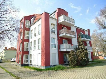 Naumburg (Saale) - 3-Raum-Wohnung mit Balkon