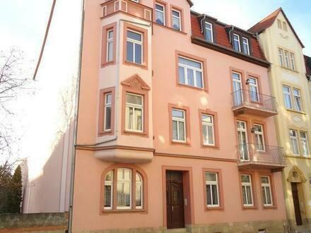 Naumburg (Saale) - schöne 3-Raum-Wohnung mit Balkon
