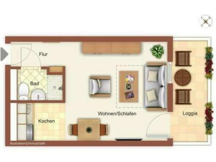 München - Untergiesing-Harlaching - Apartment zu verkaufen in Reichenhaller Str. 7, 81547 München