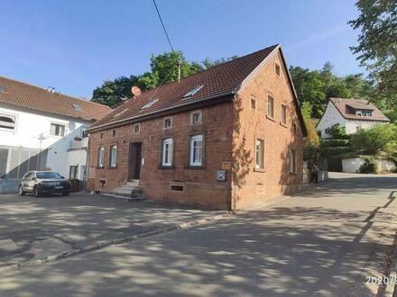 Wartenberg-Rohrbach - Kernsaniertes Bauernhaus 10 Min von Kaiserslautern