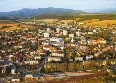Banovce nad Bebravou - Gewerbekomplex für unternehmerische Zwecke