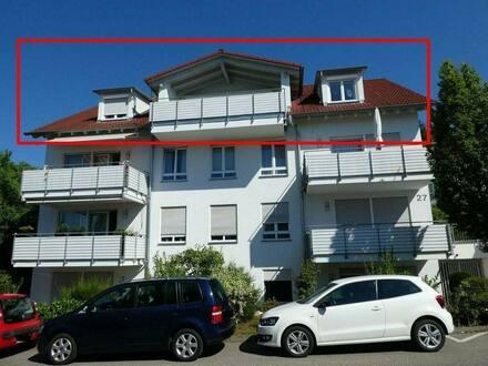 Herrenberg - Traum Penthouse-Wohnung über den Dächern Herrenbergs