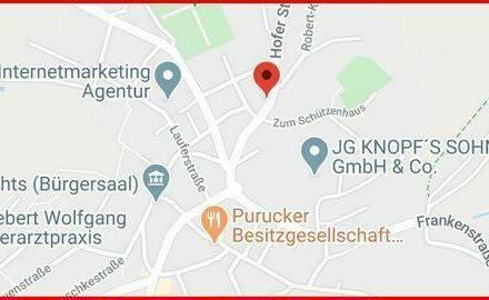 Helmbrechts - Grosses Reiehenhaus mit Garten 12 Zimm, 270m² Zentral . Provisionsfrei