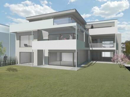 Frankfurt a.M. - Diplomatenviertel, Neubau, exclusive 2-3 Zimmerwohnung in 4 Familienhaus