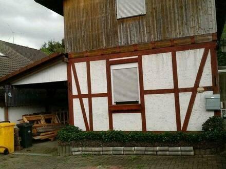 Bad Laasphe - Kleines Einfamilienhaus