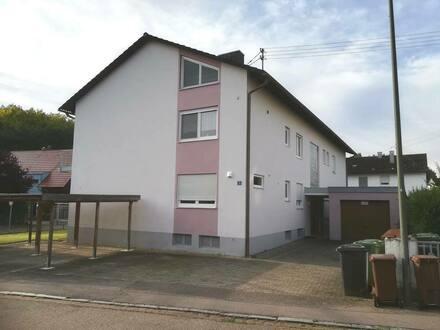 Reichertshofen - Reichertshofen_ 4-Zi-EG-Wohnung mit Garage