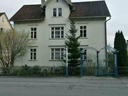 Sigmaringen - Stadthaus freistehend