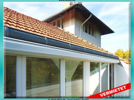 Bild_Berlin - WANNSEE : Attraktive Dach-Maisonette mit Turmzimmer und Seeblick direkt am Kleinen Wannsee