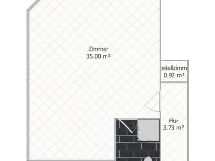 Rödermark - 1-Zimmer-Wohnung Souterrain Rödermark Ober-Roden